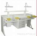 dental Technician lab Table beach