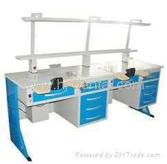 Technician lab Table beaches 4