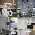 Shadowless 26 LED Lens Dental Implant Surgery and operation Lamp