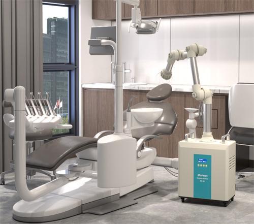 Dental Extraoral Aerosol Suction units 1