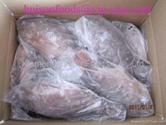 black tilapia whole round