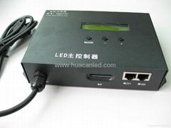 led fullcolor  controller  dmx512 controller