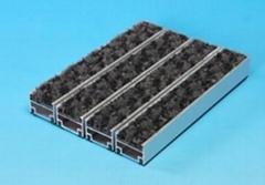 金屬鋁鎂合金不鏽鋼擦泥腳墊 刮泥門墊 除泥地毯 防塵除塵地墊