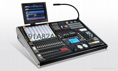 EXP5000 DMX 512 dj mixer for stage moving lighting control