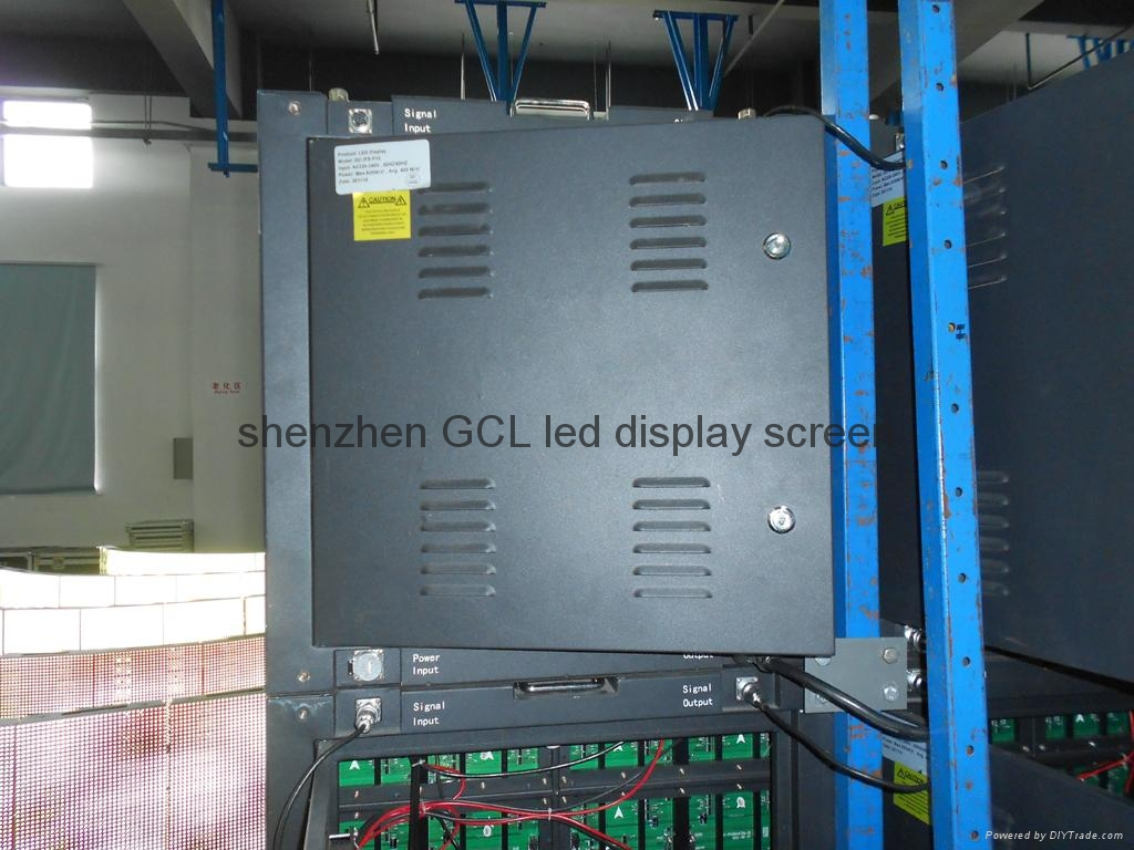 Outdoor smd led display screen 2