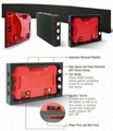 front access high quality RGB led display made in china  3