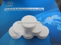 Swimming Chlorine Tablet TCCA 90% Tablet 20g Trichloroisocyanuric Acid