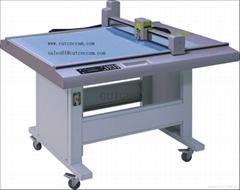 T-shirt PVC plastic vinyl film heat transfer pattern die cutter plotter
