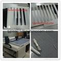 PVC plastic PET film CAD cutting machine plotter 1