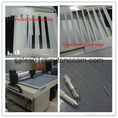 PVC plastic PET film CAD