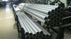 ASME SA789 Super duplex S32750 stainless steel seamless tubes