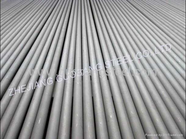 UNS S31254 254SMO Stainless steel pipe 1