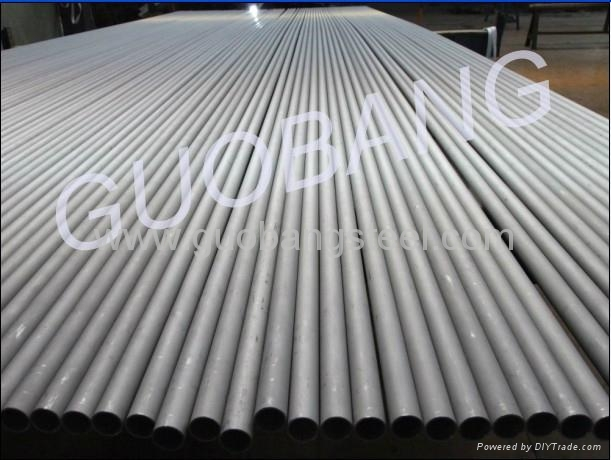 UNS S31254 254SMO Stainless steel pipe 2