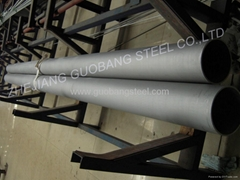 stainless steel pipe TP304/304L