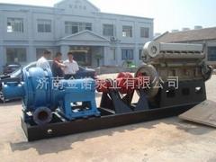 柴油机抽砂泵