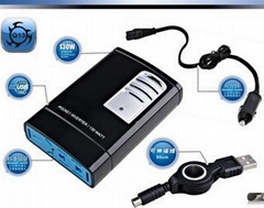130W SUPER-SLIM POWER INVERTER