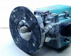 石英石圓底刀頭R15用於后擋水