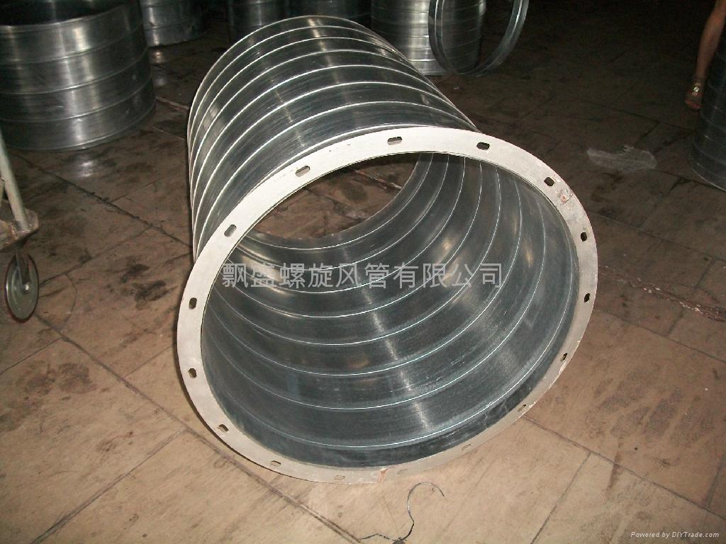 小五金配件_鍍鋅螺旋風管 - - - 飄盛 (中國 生產商) - 其他機械五金 - 機械五金 ...