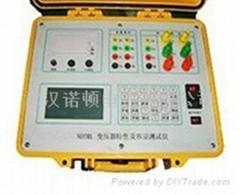 变压器特性及容量测试仪