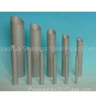 S31500 Duplex seamless stainless steel pipe /tube