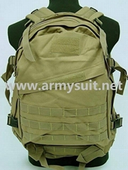 USMC Army 3-Day Molle Assault Backpack Bag