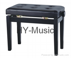 可調節鋼琴凳