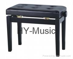 可调节钢琴凳