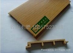 广州木塑塑木生态木外墙板户外墙板