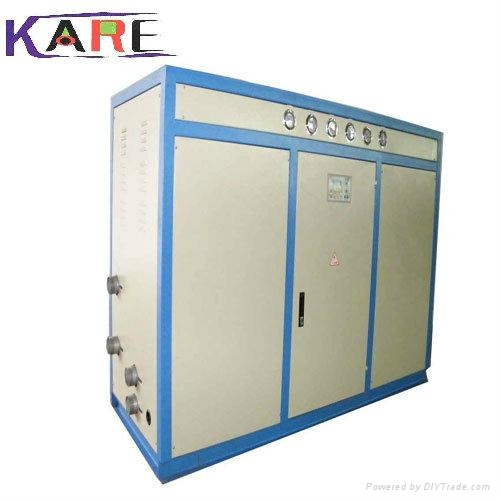 Chiller for extruding machine 3