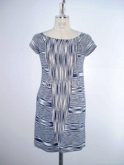 Dip Dyed Cashmere Dress