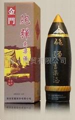 53度金門砲彈高粱酒600ml