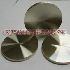 高纯钛靶4N-5N