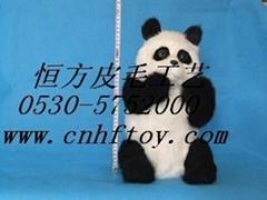 仿真大熊猫