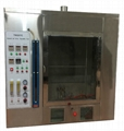 Certified Horizontal and Vertical Flammability Tester-Professional