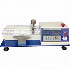 牙刷毛束强度测定仪,刷毛抗弯曲力测试GB30002