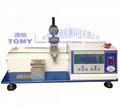 TN9018B Toothbrushes Bristle Stiffness Tester BS EN ISO 22254-Top qualtiy Bendin 2