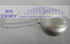 EN 1930 Test Chain and Ball Mass EN716-TONNY TECHNOLOGY