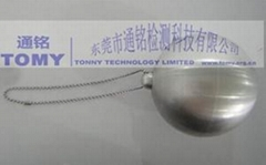 EN 1930 Test Chain and Ball Mass EN716-TONNY TECHNOLOGY