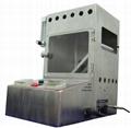 塑料薄膜易燃性試驗機,SPI 45度燃燒試驗機,16 CFR 1611燃燒測試儀 1