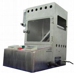 塑料薄膜易燃性試驗機,SPI 45度燃燒試驗機,16 CFR 1611燃燒測試儀
