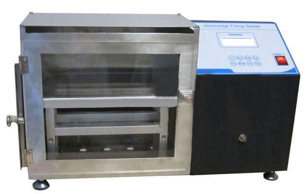 Horizontal Flammability Tester,Flame Retardant Testing Machine for autom 2