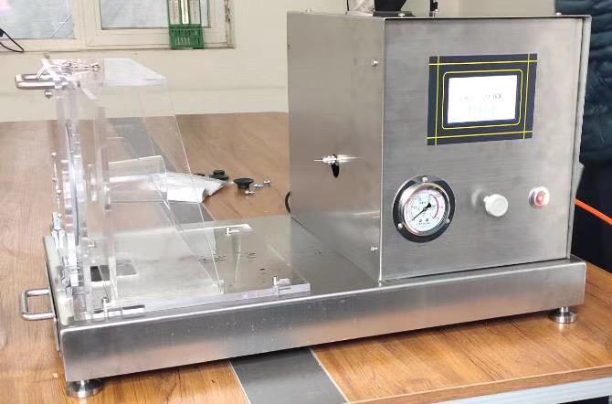 Protective Masks Penetration Test Machine ISO 22609  ASTM F1862 EN14683 1