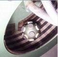 Vettermann Drum Tester for Floorcoverings ISO 10361, DIN 54323