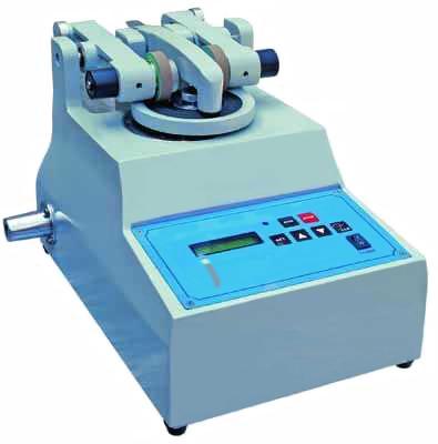 更新 Taber 磨耗试验机,泰伯耐摩试验机 ISO 5470 ASTM D3884 2
