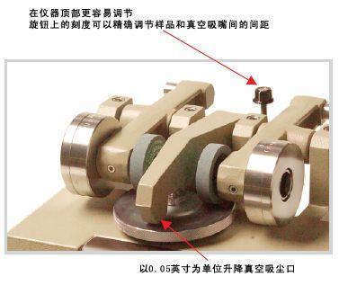 更新 Taber 磨耗试验机,泰伯耐摩试验机 ISO 5470 ASTM D3884 3