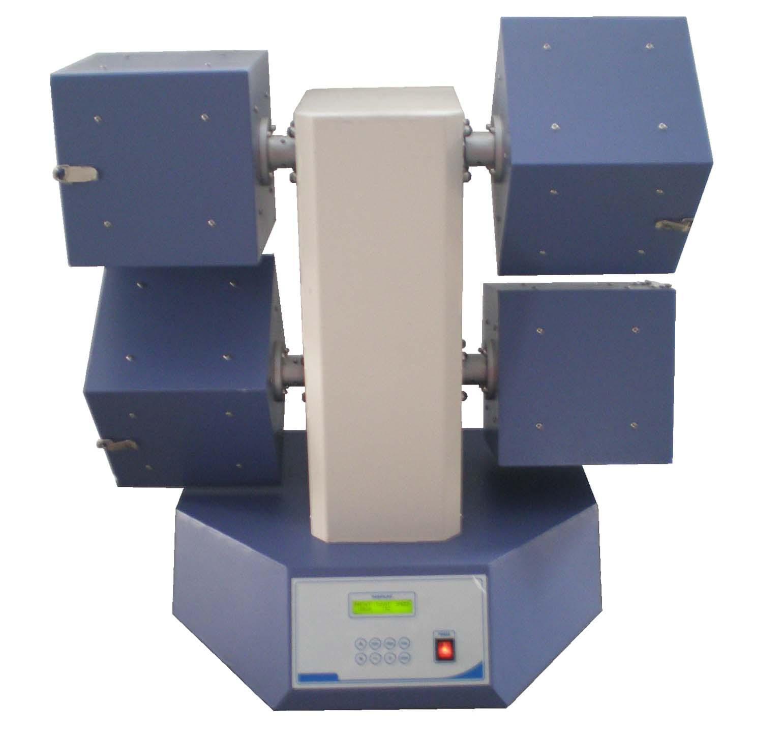 起毛起球测试仪(起球箱法)ISO 12945.1,BS5811 JIS L1076,ICI 1
