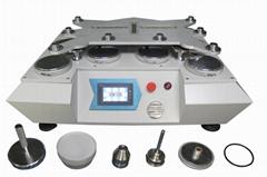 雙功能馬丁代爾Martindale 耐磨性及起球性測試儀,平摩儀 現貨