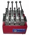Wyzenbeek耐磨性測試儀(擺動滾筒法) 威仕佰耐摩試驗機ASTM D4157
