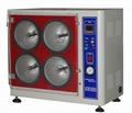 隨機翻滾式起毛起球測試儀,ASTM D3512, GB/T4802.4, ISO12945 2