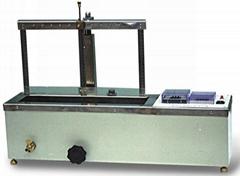 毛细效应试验仪 ,液体芯吸速率测试仪,吸湿速干性测定GB/T21655.1